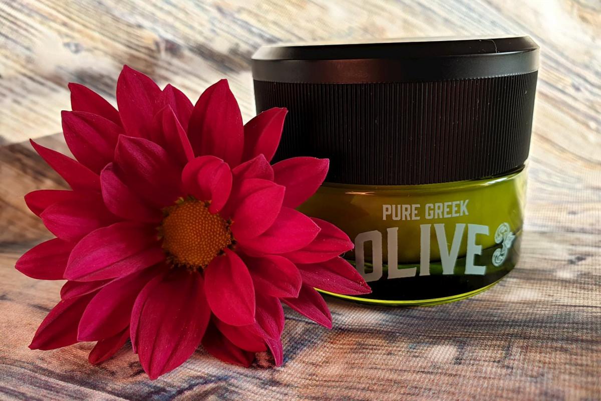 Ночной крем KORRES Olive - дар богини Афины