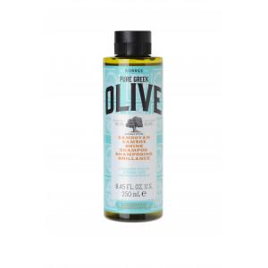 OLIVE шампунь придающий сияние для нормальных волос