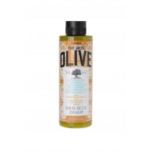 OLIVE шампунь питательный для сухих и поврежденных волос