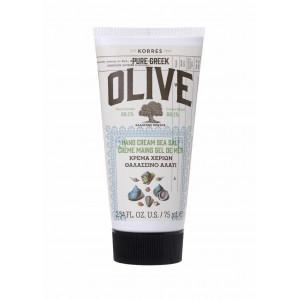 OLIVE крем для рук Олива и Морская Соль