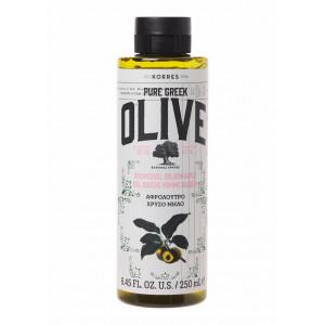 OLIVE гель для душа Олива и Золотое Яблоко