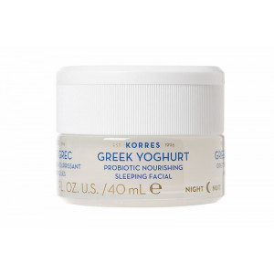 Йогурт ночной крем питательный с пробиотиками