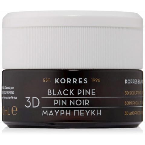 Black Pine дневной крем для сухой кожи